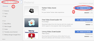 Cara Mendownload Video di Twitter