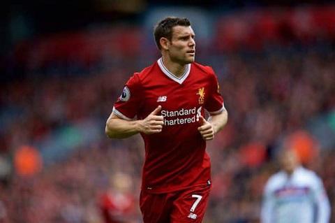 Liverpool may mắn khi có được James Milner
