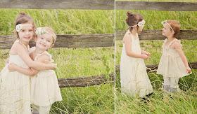 Little Girls Hairdos Spring 2014 Flower Girls Hair For