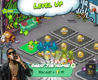 Wiz Khalifa's Weed Farm Apk Mod Unlimited Money