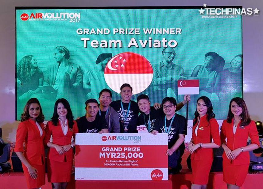 AirAsia AirVolution Hackathon
