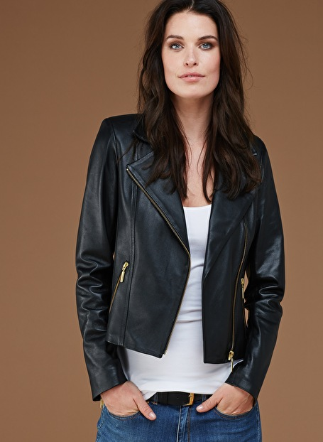 Baukjen Everyday biker jacket