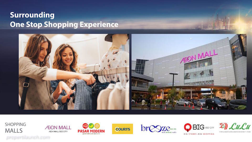 Shopping Mall BSD City