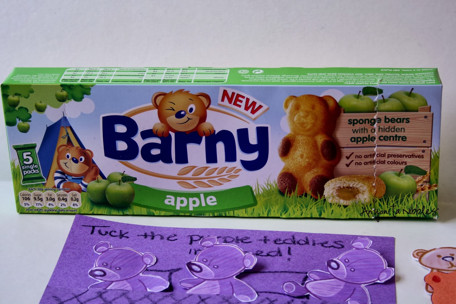 Sponsored by Barny Bears