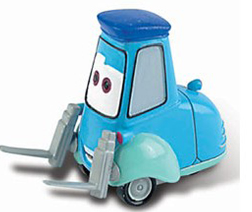 "6 Free Disney Cars Cartoon Characters "" Guido "" Wallpaper"