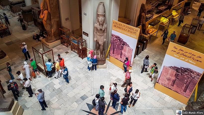 Museu do Cairo, Egito
