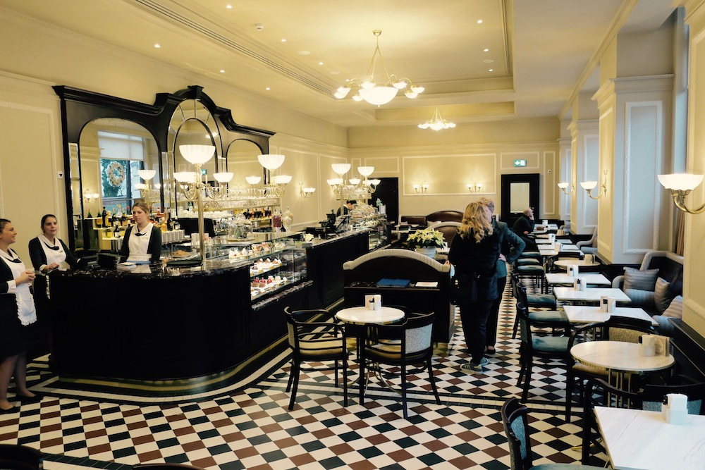 Śniadanie w Warszawie gdzie zjeść, Cafe Bristol