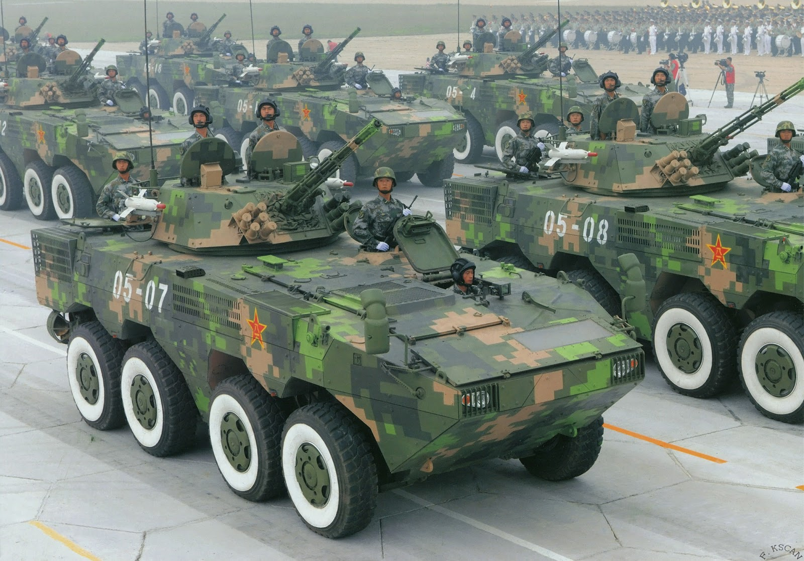 zbd 04 infantry fighting vehicle - HD 1600×1116