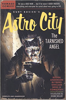 Guest Review: Astro City: The Tarnished Angel is an adult graphic novel full of Greek pathos and grit.