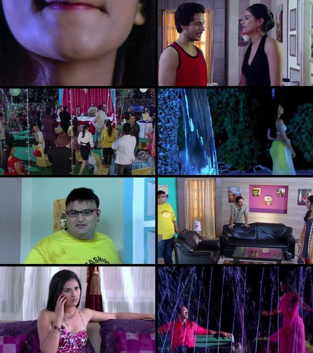Dirty Model 2015 Hindi 720p HDRip