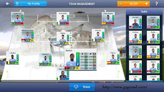 Download Updated DLS 17 v4.04 Mod Lazio Unlimitted Coin Apk + Data