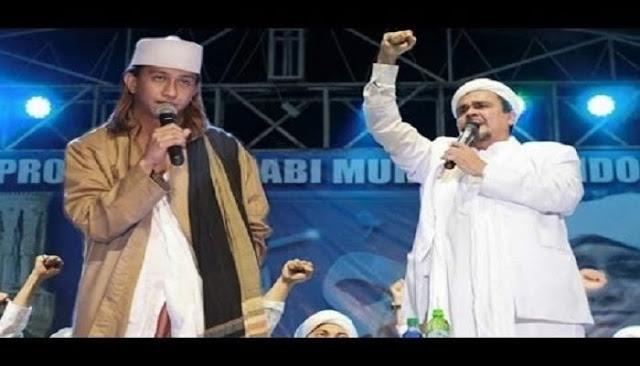 Habib Bahar Bin Smith Tersangka, Habib Riziq Bilang Begini