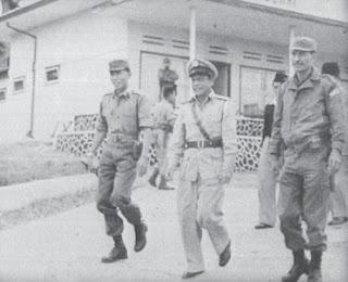 Peristiwa Pemberontakan PRRI dan Permesta Tahun 1958