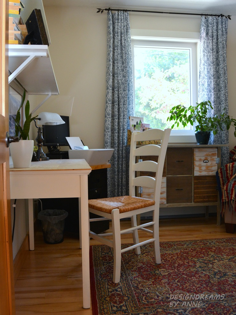 designdreams by anne cottage style home office