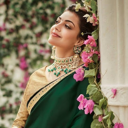 Kajal Aggarwal Jewelry ad hd images
