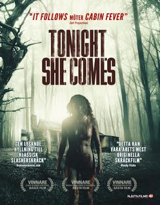 DVD/Blu-ray/VOD: Tonight She Comes