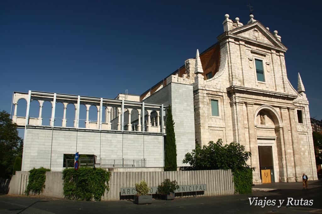 Iglesia de San Agustín, Valladolid