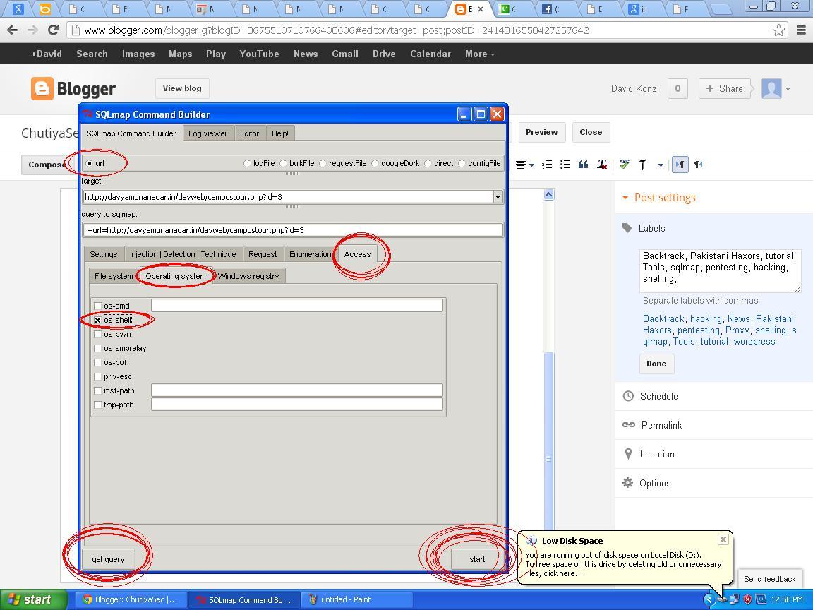 Hacking Tutorials Tools & Tricks: RDP access & Shell uploading