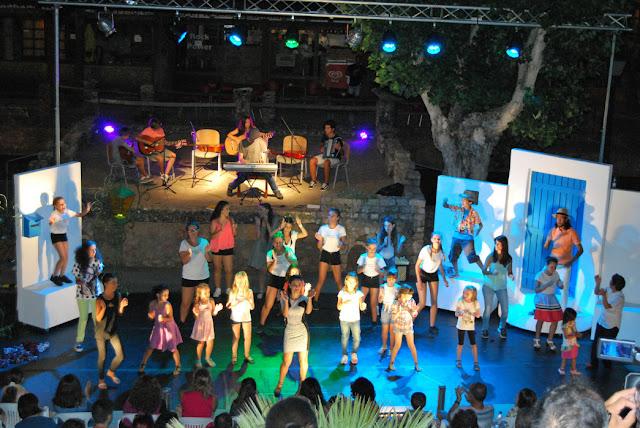 Alte é palco do VII Mini Festival de Artes Infantojuvenis
