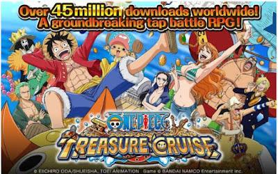 One Piece Treasure Cruise Apk1