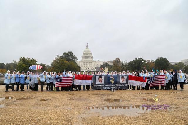WNI di Amerika Serikat Gelar Deklarasi Dukung Prabowo-Sandi