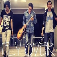 Lirik Lagu Fly Over Kisah Raga Tanpa Jiwa