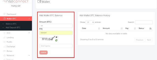 Dự án đầu tư Riseconnect - Dự án Lending mạo hiểm
