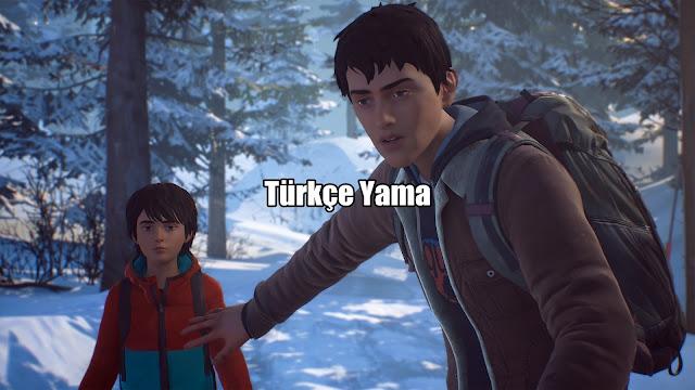 Life is Strange 2 Türkçe Yama