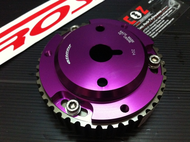 COO TWO AUTO PERFORMANCE: AROSPEED Adj. Cam Pulley For