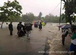 Jateng Waspada Banjir dan Puting beliung.