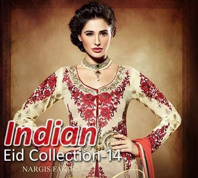 e6973e42d Indian Designer Eid Collection 2014 2015