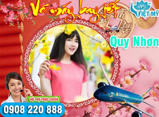 Giá vé máy bay tết đi Quy Nhơn hãng vietnam Airlines