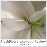 Sydney Fashion Hunter - Fresh Flowers Review