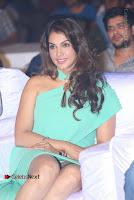 Actress Isha Koppikar Pos in Green Dress at Keshava Telugu Movie Audio Launch .COM 0039.jpg