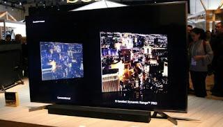 Chip xử lý hình ảnh mang lại chất lượng hiện thị khác biệt đáng kể cho TV.