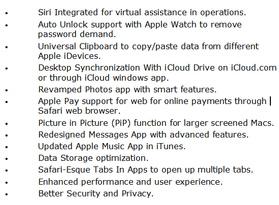 MacOS Sierra 10 12 Beta 8 Download DMG Direct Links