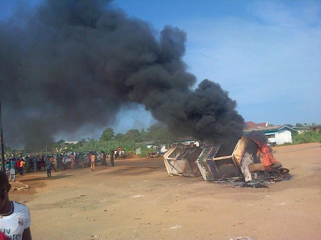 police kills okada man ilaro