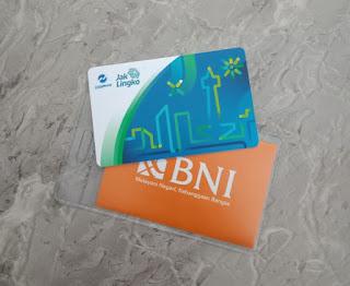 Kartu Jak Lingko bekerjasama dengan BNI