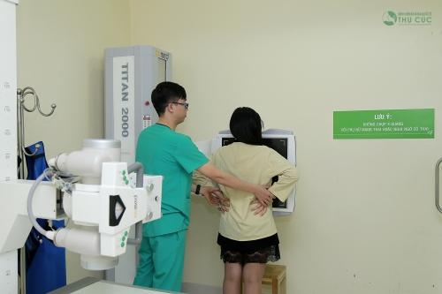 Bệnh viện đa khoa quốc tế Thu Cúc là đơn vị độc quyền