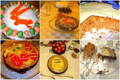Šargarepa torta,
