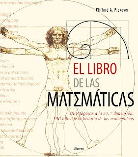 El libro de las matemáticas Clifford Pickover