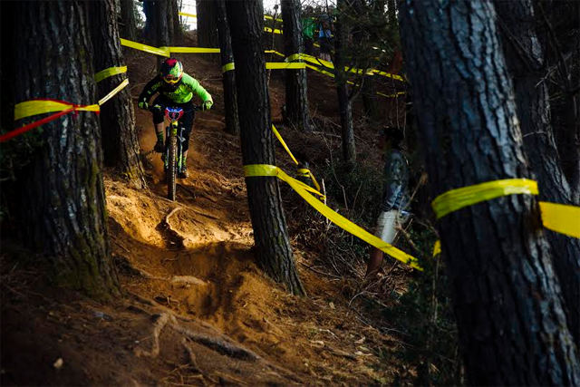 2016 Enduro World Series: Corral, Chile Results Cecile Ravanel