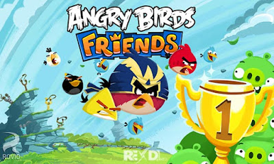 Angry Birds Friends Apk Game for Android