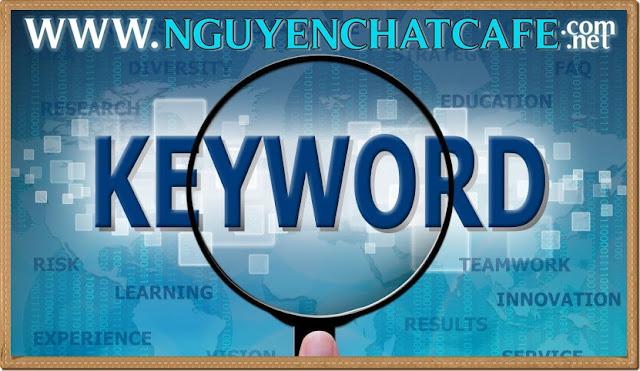 Từ khóa - Keyword - tìm kiếm từ khóa trên trang Web