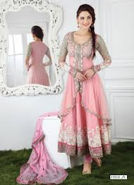 Designer Anarkali dresses suits