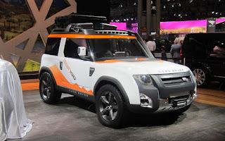 Nouveau ''2018 Land Rover Defender'', Photos, Prix, Date De Sortie, Revue, Nouvelles Voiture 2018