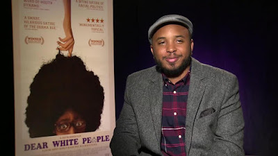 Justin Simien, director of Dear White People