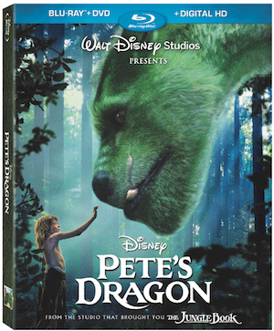 Pete's Dragon 2016 Dual Audio Hindi BRRip 480p 180mb x265 HEVC