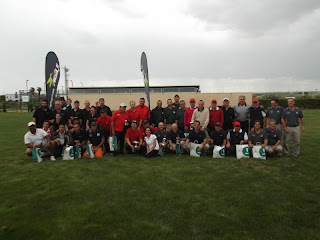 participants en VIII Interclubs AGEPP 2012 al Pitch & Putt Ampolla