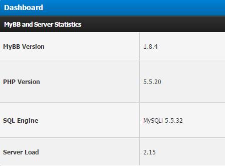upgrade to mybb v 1.8.4